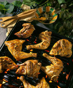 Chicken Barbeque Catering